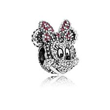 Authentic Pandora Disney Limited Edition Sparkling Minnie Mouse Bead 791796NCK