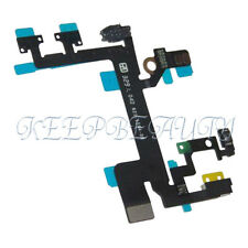 NEW Power Switch On/OFF Flex Cable Replacement Parts For iPhone 5S