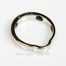 ACTIVA RING SILVER, Stainless Steel Penis Ring, Impotence, Erection Aid
