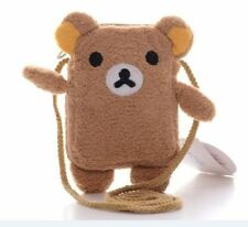 San-X Rilakkuma Cell Phone Pouch Coin Purse Wallet