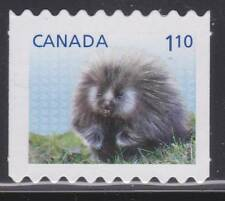 Canada 2013 #2605ii Baby Wildlife Definitive from coil die-cut