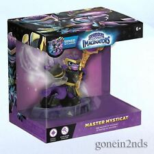 Skylanders imaginators-mysticat SENSEI FIGURE Magic * Nuevo y Sellado *