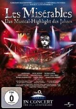 LES MISERABLES-25TH ANNIVERSARY -  DVD NEUWARE LAURENCE CONNOR, JAMES POWELL