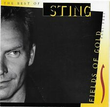 Fields of Gold: The Best of Sting 1984-1994 by Sting A&M Records!