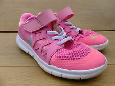 Nike Free 5.0 PSV Trainers Casual Shoes  Size UK 2 EU 34