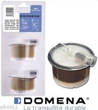2 Cassette DOMENA anticalcaire type D centrales EMC 970835 eq 413045 500413045