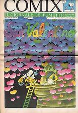 riviste fumetti- COMIX IL GIORNALE DEI FUMETTI Anno 1993 Numero 50
