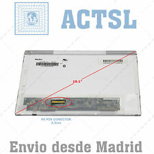 Pantalla screen Toshiba Netbook NB250 TODOS 10.1 BRILLO 100% NUEVA LED BRILLO GL