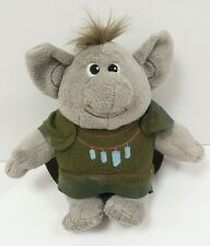 "Disney Frozen Small 7"" Talking Plush Troll Toy Doll Stuffed Animal"