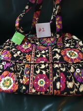 VERA BRADLEY Baby Diaper Bag & Changing Pad SUZANI New with Tags!