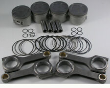 Nippon Racing JDM Turbo Honda B-Series Pistons Piston Kit Scat B18A B18B LS 81mm