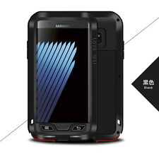 Waterproof Shockproof Aluminum Gorilla Metal Cover Case for Samsung Galaxy Model