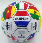 Fifa World Cup Soccer Ball International Country Flags Size 5 Official NEW