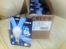 2 x New Cree 4 Flow 60W Equivalent Daylight (5000K) Dimmable LED Light Bulb