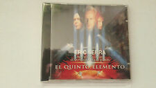 "ORIGINAL SOUNDTRACK ""THE FIFTH ELEMENT"" CD 26 TRACKS ERIC SERRA BANDA SONORA"