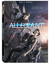 The Divergent Series: Allegiant [DVD]  FREE, FIRST CLASS SHIPPING !!!!!