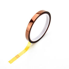 Utility 10mm*30M High Temperature Resistant tape Heat Dedicated Polyimide Tape