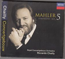 RICCARDO CHAILLY - mahler symphony no. 5 CD