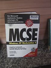 MCSE Windows NT Workstation 4, Handbuch