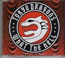 (CL866) Tokyo Dragons, What The Hell - 2005 DJ CD