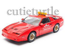Greenlight 1987 Pontiac Firebird Trans Am GTA Daytona 500 Pace Car NASCAR 1/18