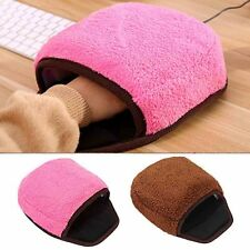 USB Hand Warmer Heater Winter Laptop PC Heating Warm Mouse Pad Cartoon Cute New