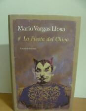 LA FIESTA DEL CHIVO - MARIO VARGAS LLOSA - CIRCULO DE LECTORES - 2001
