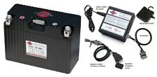 Shorai Lithium Battery LFX18A1-BS12 + Charger SHO-BMS01 Combo Package