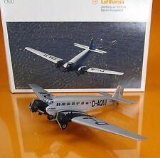 """Herpa Wings 019040 Junkers ju-52 """"lufthansa"""" scale 1/160"""
