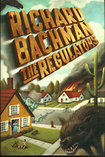 1996  The Regulators by Richard Bachman 1st Edition 1st Printing Hardcover