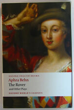 #^9, Aphra Behn & Jane Spencer THE ROVER AND OTHER PLAYS S/cover Postage Fast...
