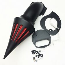 Spike Air Cleaner Kits For Yamaha V-Star 1100 Dragstar Xvs1100 1999-2012 Black