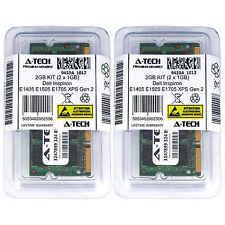 2GB KIT 2 x 1GB Dell Inspiron E1405 E1505 E1705 XPS Gen 2 XPS M140 Ram Memory