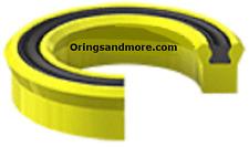 85mm x 100mm x 12mm Metric Rod Piston U Cup Seal  Price for 1 pc