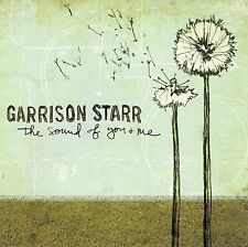 The Sound Of You & Me Garrison Starr Audio CD
