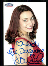 Daniela Big Brother Schweiz Autogrammkarte Original Signiert ## BC 7063