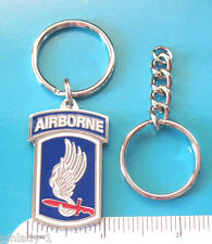 173rd A/B Airborne Sky Soldiers - keychain  key chain  keyring GIFT BOXED