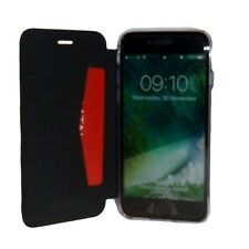 Griffin GB42753 Reveal Wallet Case for iPhone 7 - Black/Clear
