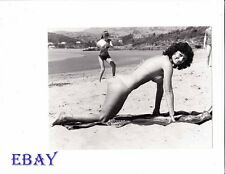 Julia Gaye busty leggy VINTAGE Photo Citizen Smith Christmas Special,  British