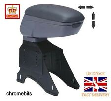 Grey Arm rest Armrest Centre Console for FORD FIESTA ESCORT FOCUS KA FUSION