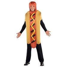 Fun Fany Dress CostumeGiant Hot Dog Sausage Barbeque Stag Hen Party Food Outfit