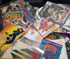 Copper Age Comic Book Lot Of 70  Independents Comico QC Epic First Dark Horse