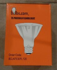 Bulbs.com 75PAR30LN Halogen Floodlight - NEW