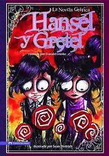 Graphic Spin en Español: Hansel y Gretel : La Novela Grafica by Hans...