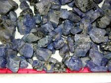 Tanzanite crystal  untreated mixed grade rough 10-25mm 1/2 ounce lots 2-5 piece