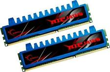 4GB G.Skill DDR3 PC3-10666 1333MHz Ripjaw Series (8-8-8-24) Dual Channel kit