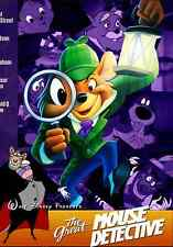 GREAT MOUSE DETECTIVE ARABIC CARTOON WITH ENGLISH SUBS