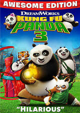 Kung Fu Panda 3 (DVD 2016) BRAND NEW* Animation, Family, PRE-ORDER 06/28/16