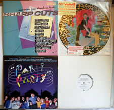 """Lot(4)12"""" New Wave To Go Sharp Cuts Party Party Promos Urgh! XTC Oingo dBs Echo"""