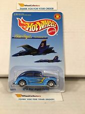 Fat Fendered '40  w/ Real Riders Blue Angels * Hot Wheels * H39
